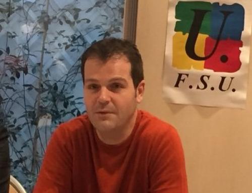 Benoît TESTE repond à 4 questions suite à l'allocution présidentielle du 13 avril 2020