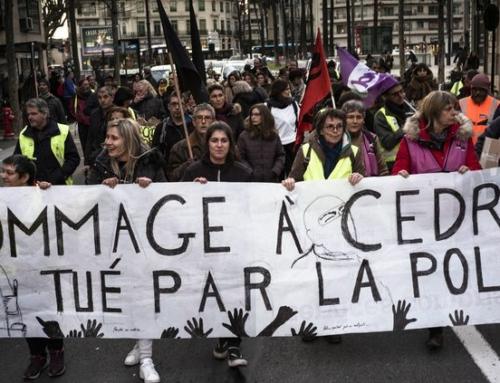 Dimanche 3 janvier à 10h : rassemblement à Toulon contre les violences policières
